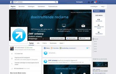 facebook-bedrijfspagina