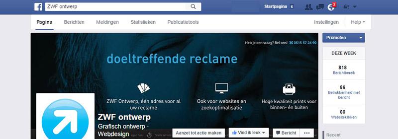 Zelf een Facebook bedrijfspagina aanmaken