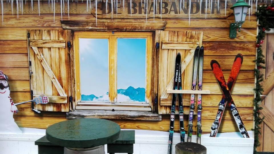 Aprés skihut Restaurant/Café de Brabander - Nieuws • ZWF ontwerp