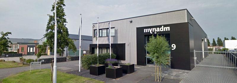 ZWF ontwerp uit Bolsward neemt MyriadM uit Sneek over