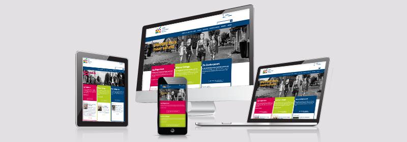 Nieuwe website CVO ZWFryslan