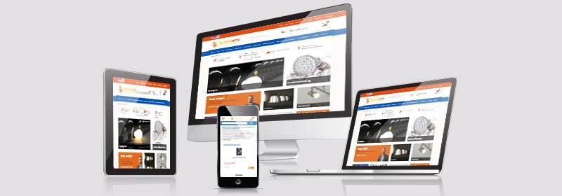 Nieuwe webshop voor holland lamp